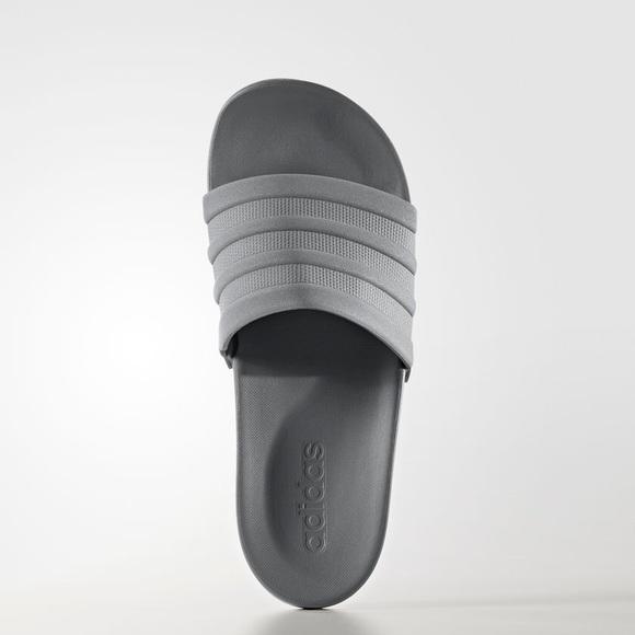 bea01d5f62b0 Adidas Adilette cloudfoam plus mono slides
